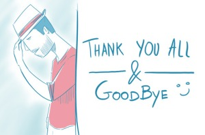 thanks and good bye